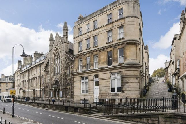 1 bed flat for sale in Hay Hill, Bath