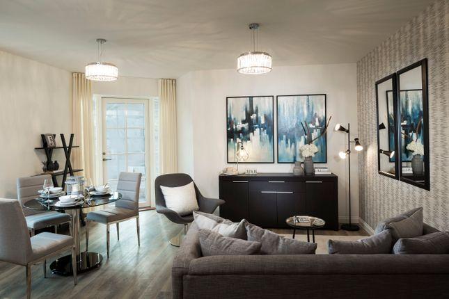 2 bedroom flat for sale in So Resi Addlestone, Station Road, Addlestone