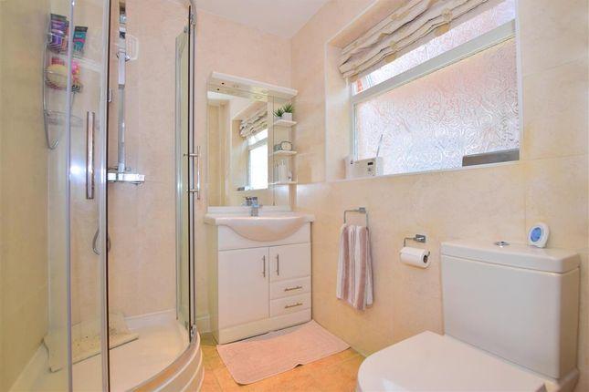 Shower Room of Margaret Way, Ilford, Essex IG4