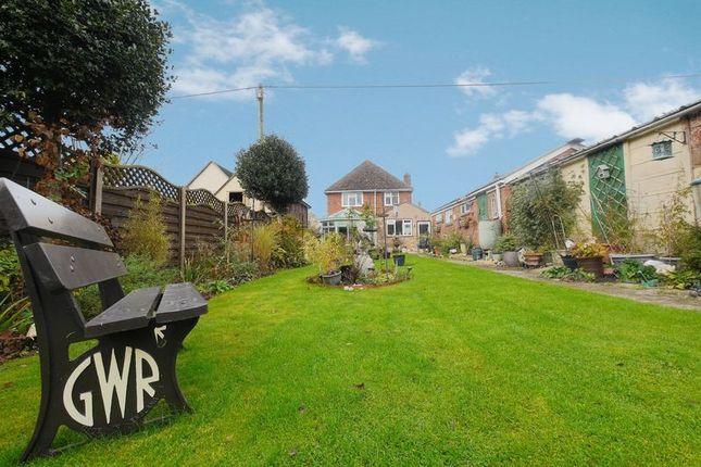 Rear Garden of Park Road, Didcot OX11