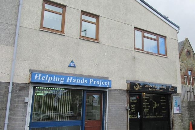 Retail premises to let in 43 Campbell Place, Kilmarnock