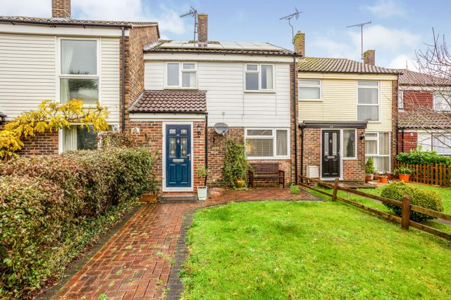 Thumbnail Terraced house for sale in St Michaels Way, Partridge Green