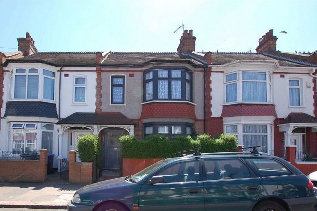 Thumbnail Terraced house for sale in Clayton Avenue, Wembley