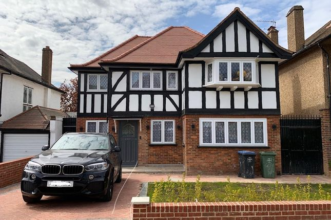 Thumbnail Property to rent in Barn Way, Wembley