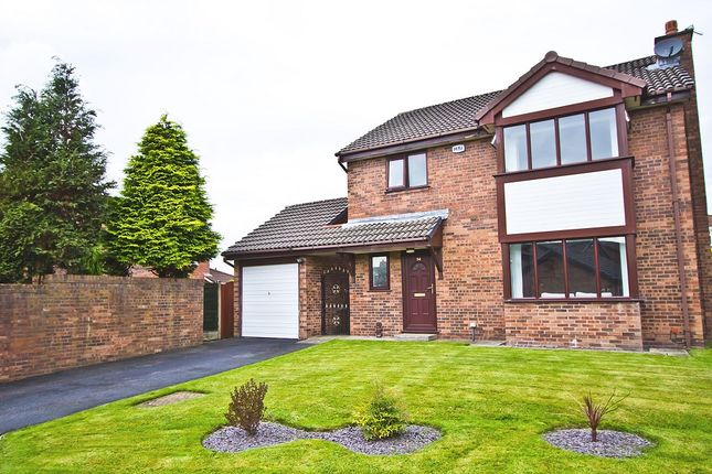 Thumbnail Detached house for sale in Parkway, Westhoughton