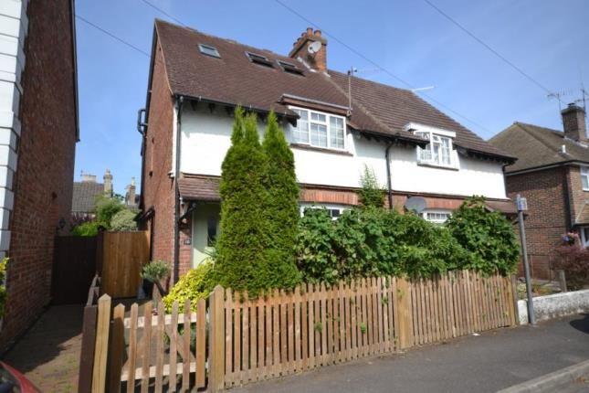 Thumbnail Semi-detached house for sale in Standen Street, Tunbridge Wells, Kent