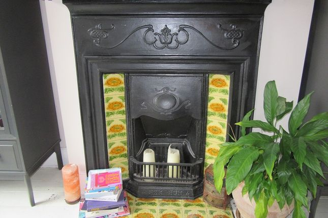 Fireplace Bed 1 of Carlton Street, Old Trafford, Manchester M16