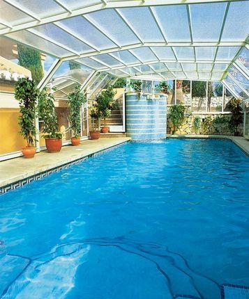 Indoor Pool of Mijas Costa, Costa Del Sol, Andalusia, Spain