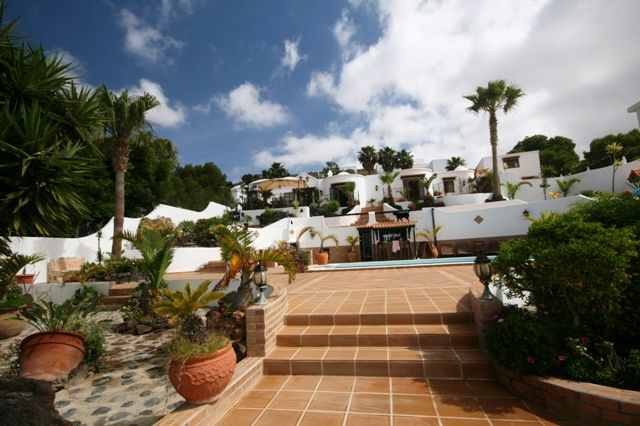 Oasis De Nazaret, Lanzarote, Canary Islands, Spain