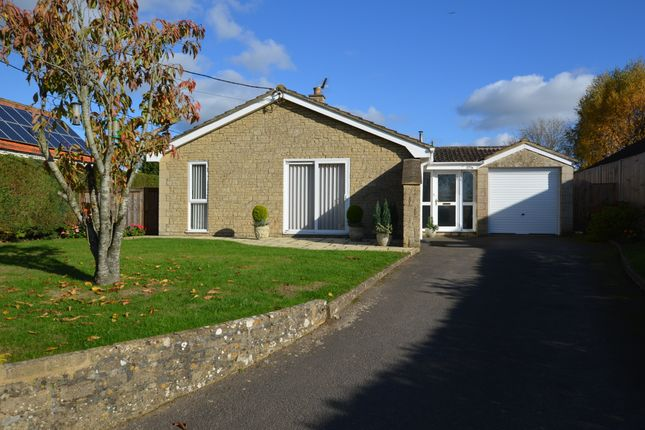 Thumbnail Detached bungalow for sale in Sandridge Lane, Bromham, Wiltshire