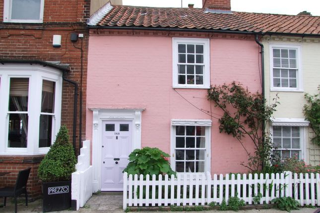 Thumbnail Terraced house for sale in Coastguards Court, High Street, Aldeburgh