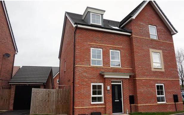 3 bed detached house to rent in Joseph Hall Drive, Tipton