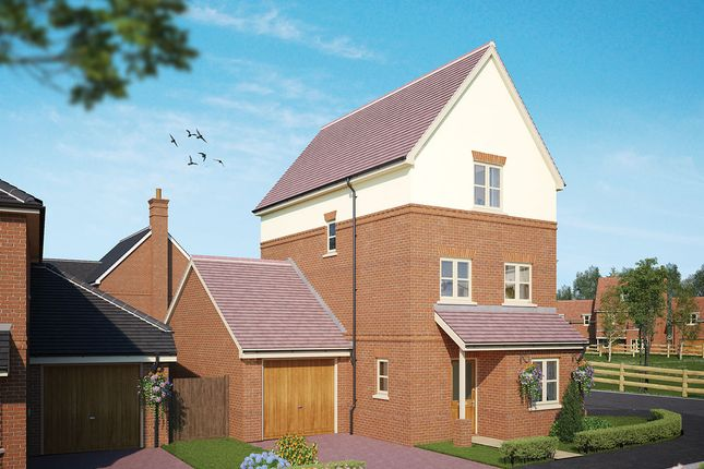 Thumbnail Detached house for sale in Hartley Row Park, Fleet Road, Hartley Wintney, Hampshire