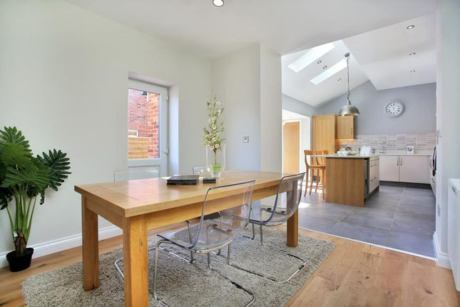 Thumbnail Semi-detached house for sale in Langar Lane, Harby, Melton Mowbray