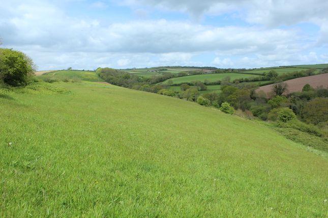 Thumbnail Land for sale in Aveton Gifford, Kingsbridge