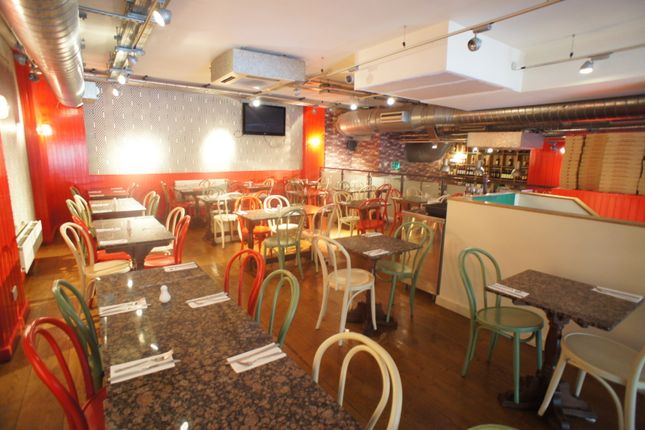 Thumbnail Restaurant/cafe to let in Chalk Farm Road, London