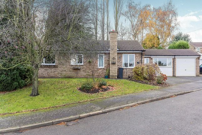 Thumbnail Bungalow for sale in Rockland Rise, Whitwick, Coalville
