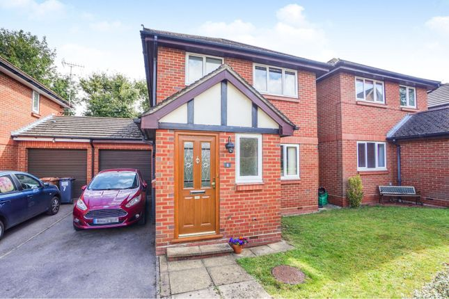 Thumbnail Detached house for sale in Wolvesey Place, Chandlers Ford, Eastleigh