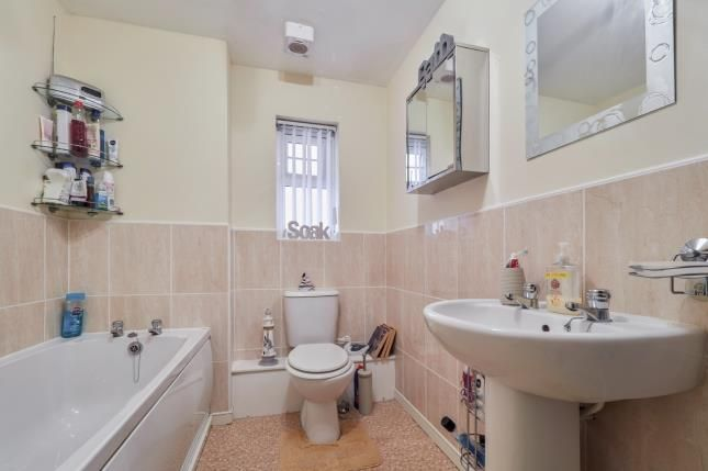 Bathroom of The Links, Hyde, Greater Manchester SK14