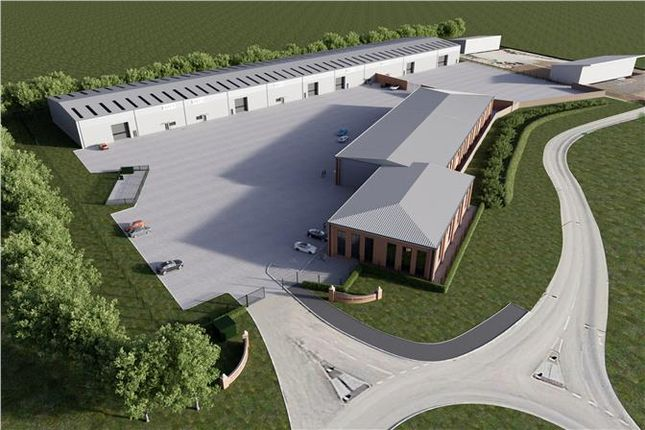 Thumbnail Light industrial to let in Unit 3 Stewartby Business Park, Broadmead Road, Stewartby, Bedford, Bedfordshire