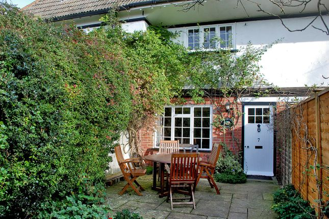 Thumbnail Semi-detached house for sale in Garden Road, Burley, Ringwood