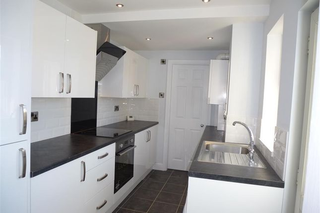 Thumbnail End terrace house to rent in Sheffield Road, Woodhouse, Sheffield
