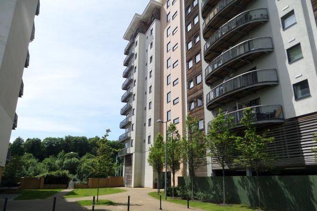 Thumbnail Flat to rent in 298 Picton Victoria Wharf, Watkiss Way, Cardiff