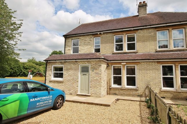 Thumbnail Semi-detached house to rent in Brooks Road, Cambridge