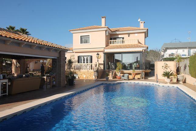 Thumbnail Detached house for sale in Pq Guadalquivir 10, Urb. La Marina, La Marina, Alicante, Valencia, Spain