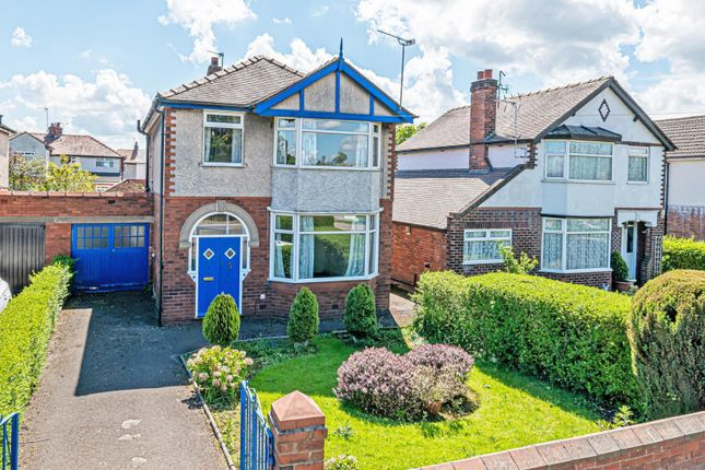 Thumbnail Link-detached house for sale in Chester Road, Helsby, Frodsham