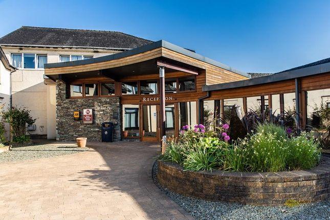 Thumbnail Hotel/guest house for sale in Best Western Castle Inn, Bassenthwaite, Keswick