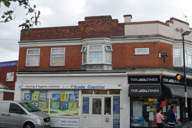 Thumbnail Flat for sale in Wellesley Road, Clacton On Sea