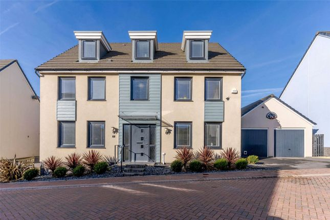 Thumbnail Detached house for sale in Porlock Close, Ogmore-By-Sea, Bridgend, Mid Glamorgan