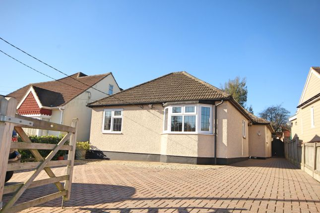 Thumbnail Bungalow for sale in Southend Road, Howe Green