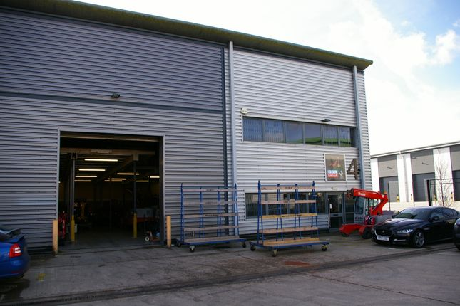 Thumbnail Industrial for sale in 4 Drakes Drive, Crendon Industrial Park, Long Crendon, Bucks