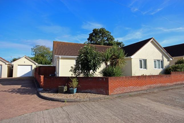 Thumbnail Detached bungalow for sale in Westwood Way, Seaton