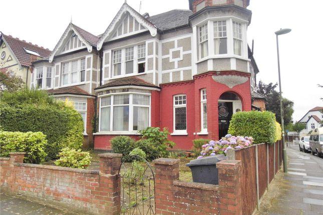 Thumbnail Maisonette for sale in Mountfield Road, Finchley, London