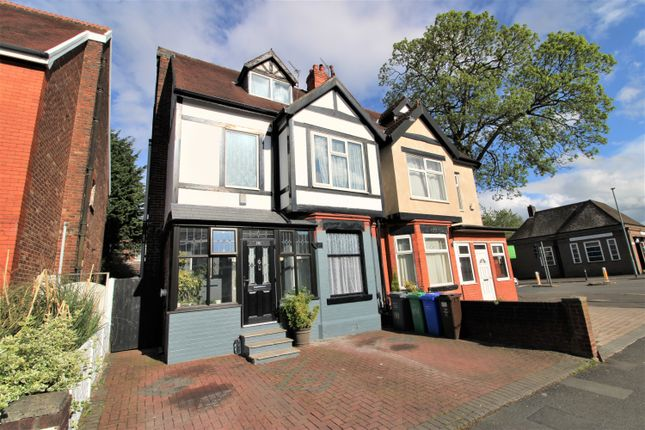 5 bed semi-detached house for sale in Burnage Lane, Burnage, Manchester M19