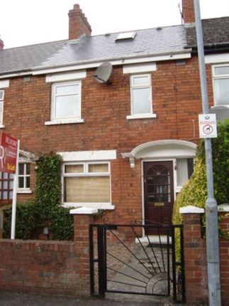 Thumbnail Terraced house to rent in Ava Park, Belfast