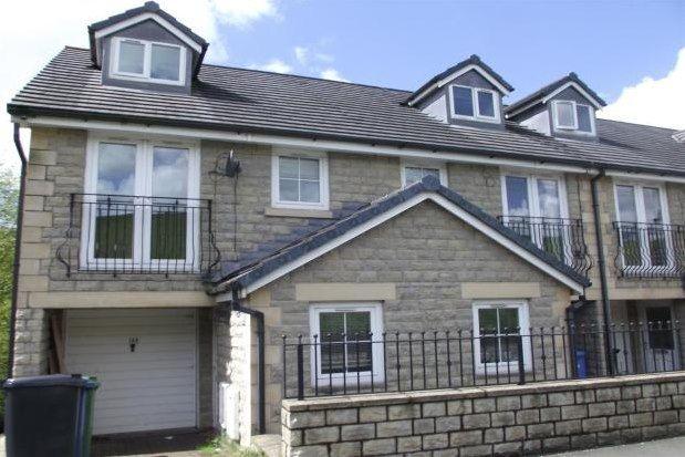 Thumbnail End terrace house to rent in Edgeside Lane, Rossendale