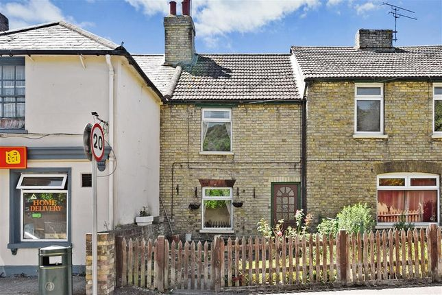 Thumbnail Terraced house for sale in Rochester Road, Burham, Kent