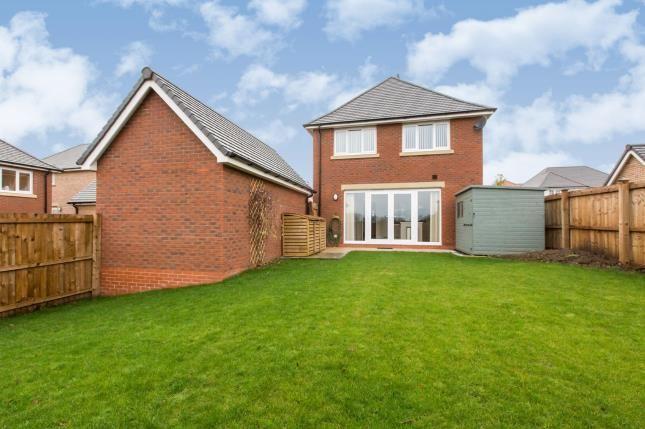 Rear Garden of Stratton Road, Henhull, Nantwich, Cheshire CW5