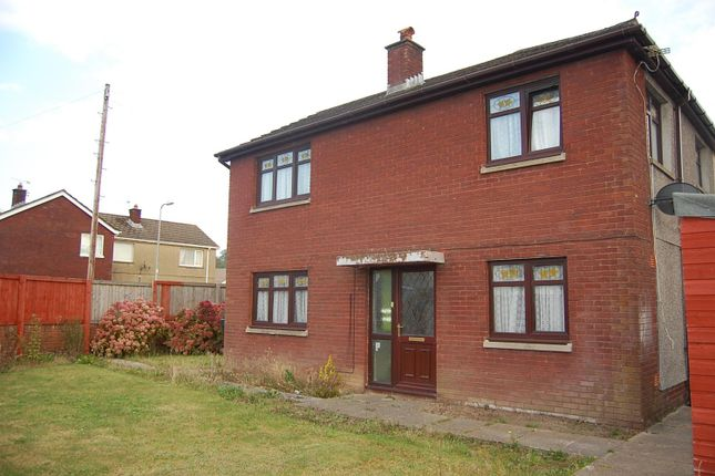 3 bed semi-detached house to rent in Llwyd Road, Ammanford SA18