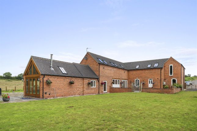 Thumbnail Detached house for sale in Outwoods Lane, Coleorton, Coalville
