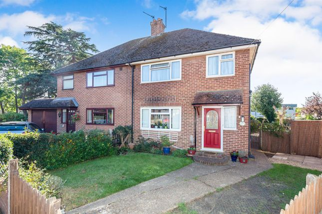 Thumbnail Property for sale in Farm Road, Old Woking, Woking