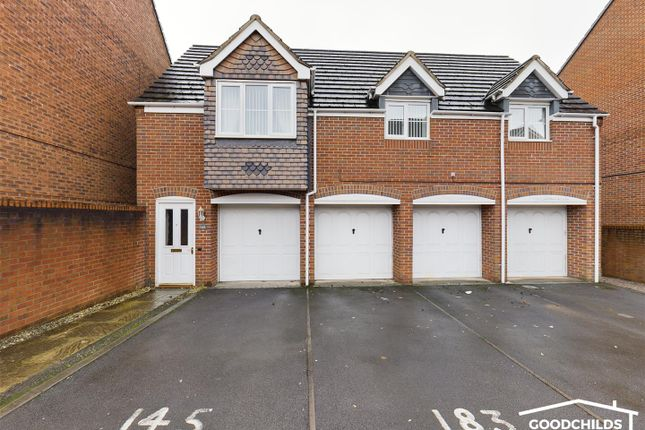 2 bed flat for sale in Windrush Close, Pelsall, Walsall WS3