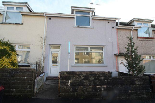 Thumbnail Terraced house for sale in Pentwyn Terrace, Pentwyn Crumlin, Newport