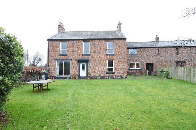 Thumbnail Farmhouse to rent in Linstock, Carlisle