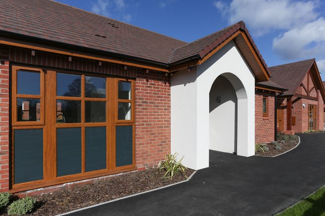 Thumbnail Semi-detached bungalow for sale in Albany Lane, Balsall Common, Coventry