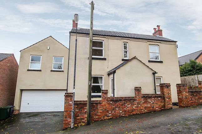 Detached house for sale in Hickling Road, Mapperley, Nottingham